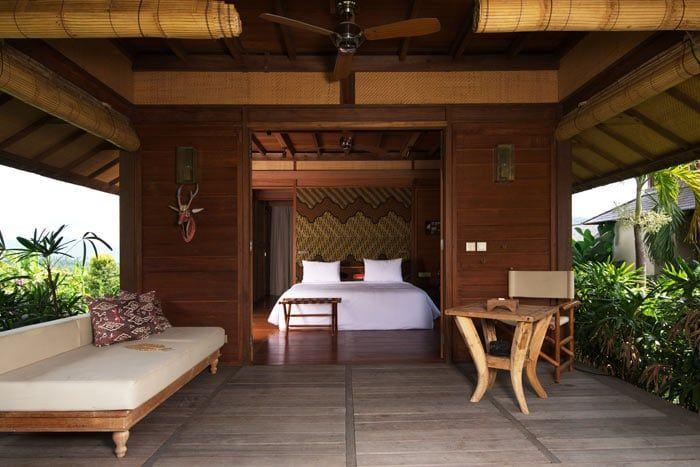 bungalow 1 chambre