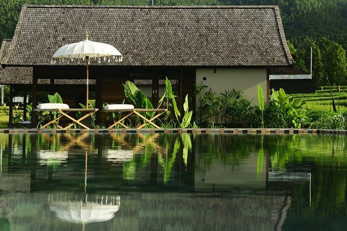 hotel de charme sanak retreat bali