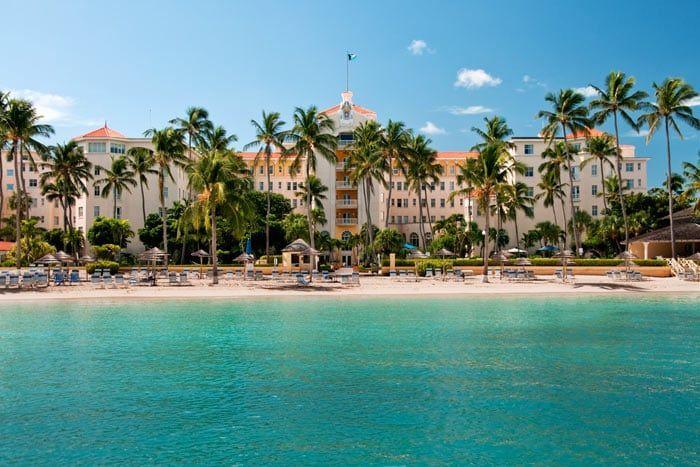 Hôtel British Colonial Hilton 4*, Bahamas