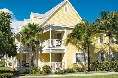 Séjournez dans des villas de 1 ou 2 chambres