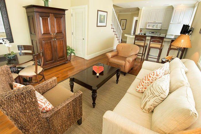 villa luxe (2 chambres)