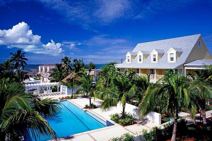 Hôtel Valentines Resort Harbour Island 3* Supérieur, Bahamas