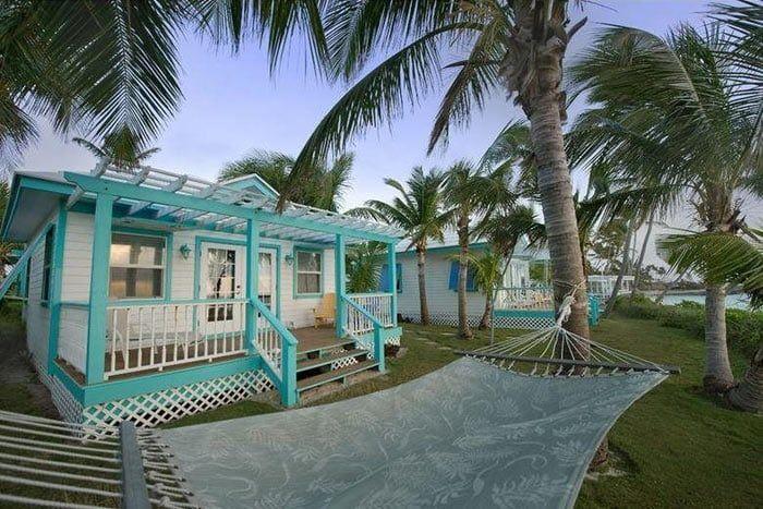 cottage front de mer