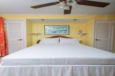 Toutes les chambres disposent d'une vue mer