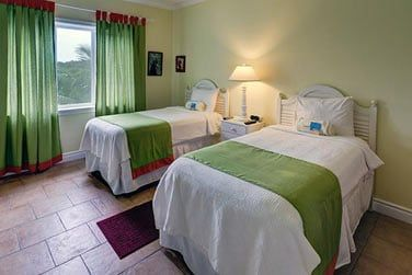 Deuxième chambre en appartement 2 chambres