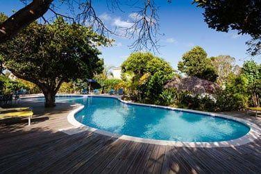La piscine à votre disposition pour vos journées de détente