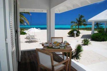 Prenez votre petit déjeuner face à la mer