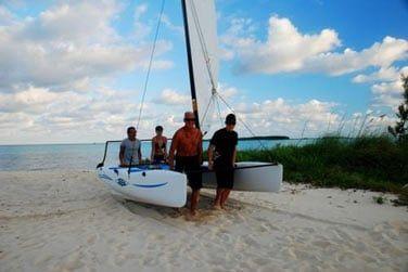 Ne manquez pas une balade en catamaran