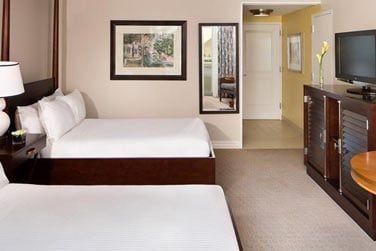Les chambres classiques, spacieuses et confortables