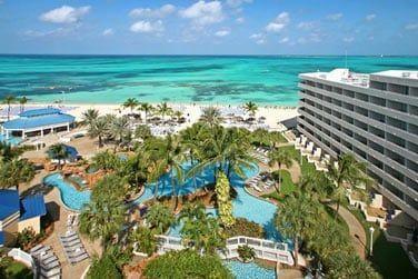 Venez découvrir l'hôtel Melia Nassau Beach!