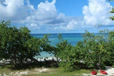 Anse Volbert est l'une des plus belles plages de Praslin