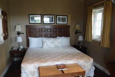 Chambre confortable avec vue sur l'île de Nassau