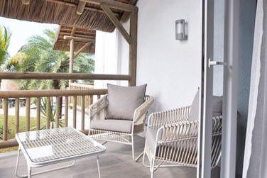 Détendez-vous sur votre patio privatif