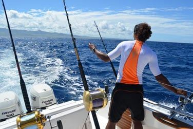 Pêche au gros...