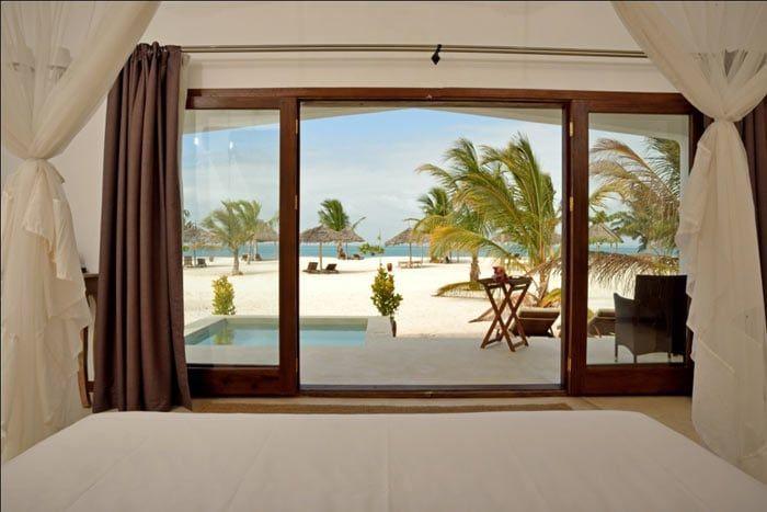 pavillon plage