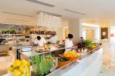 Une cuisine savoureuse vous attend au restaurant La Serre