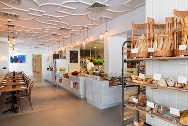 La Serre boulangerie, un petit air de France