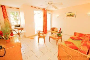 Appartement de la résidence Caribia
