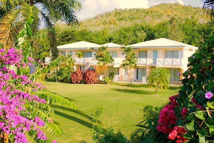 Hôtel Karibea Resort Sainte-Luce 3*, Martinique