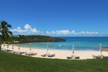 L'hôtel The Cove Eleuthera se niche sur un site privilégié