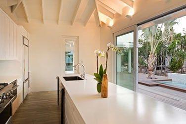 Espace cuisine de la Villa