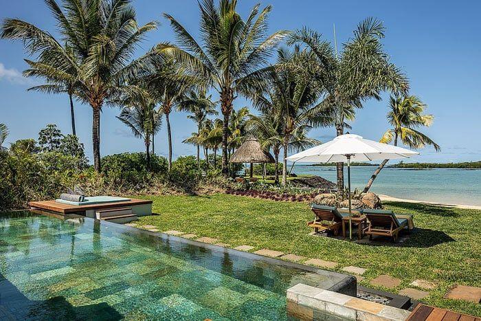 villa vue océan sanctuary avec piscine