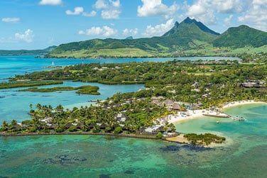 Situé à Beau Champ sur la côte Est de l'île Maurice