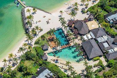 Bienvenue au Four Seasons Resort Mauritius at Anahita !