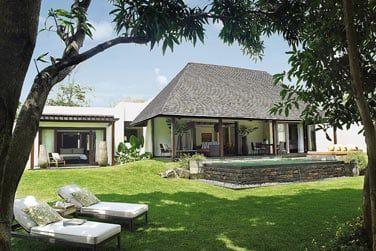 Résidence Villa Jardin de deux et trois chambres