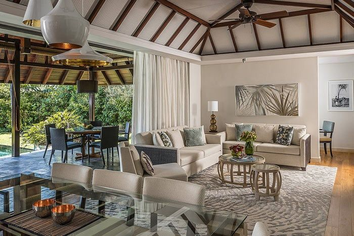 résidence villa jardin 3 chambres