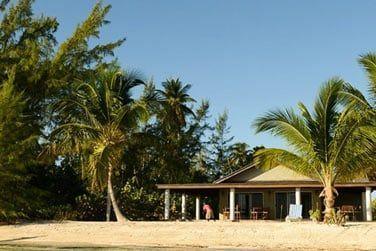 ... Bienvenue au Swain's Cay Lodge !