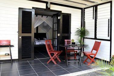 Profitez d'un moment convivial en famille sur votre terrasse privée