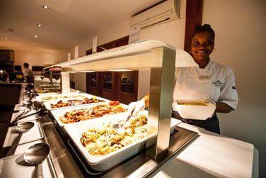 Une cuisine mêlant saveurs créoles et internationales