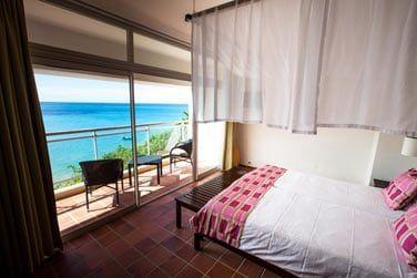 Chambre balcon, vue mer