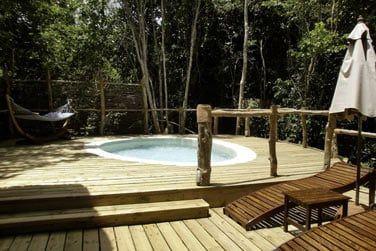 Détendez-vous au bord de votre piscine privée...