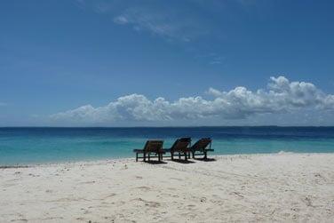 Des heures de détente vous attendent sur la plage
