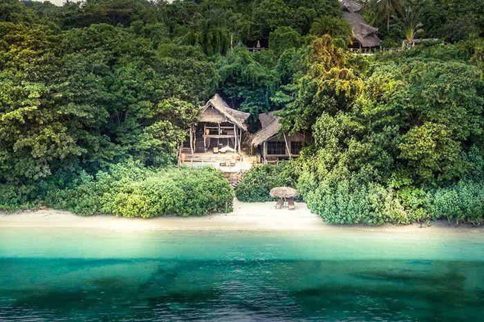 Hôtel Fundu Lagoon 5*, Zanzibar