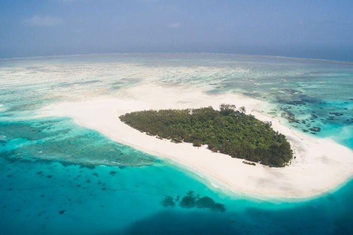 Hôtel &Beyond Mnemba Island 5*, Zanzibar