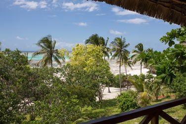 Profitez de cette superbe vue sur la mer depuis la terrasse !