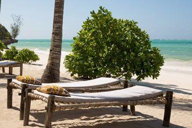 Des heures de farniente vous attendent sur cette magnifique plage...