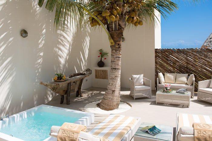 luxury retreat villa
