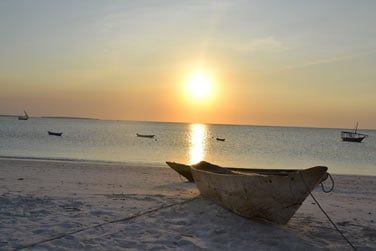 Situé sur la côte nord-ouest de Zanzibar