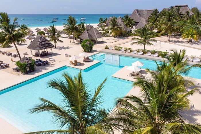 Hôtel Gold Zanzibar Beach House & Spa 4*