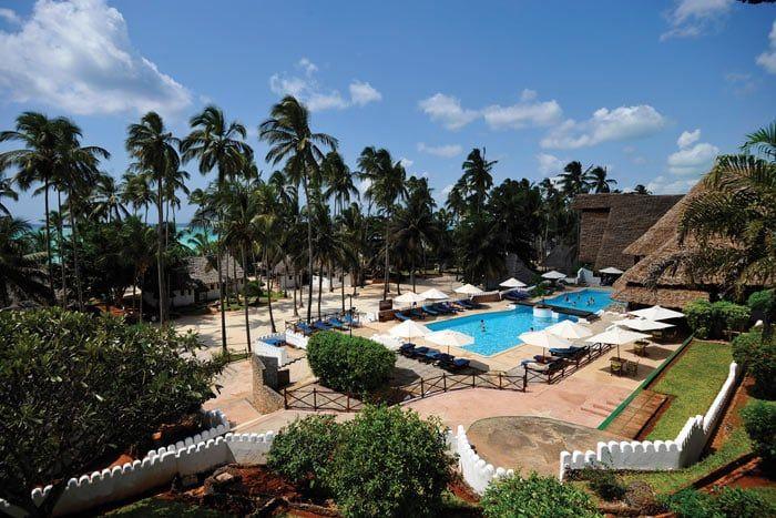 Hôtel Diamond Mapenzi Beach Zanzibar 4*