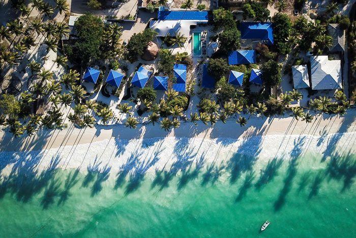 Hôtel Indigo beach Zanzibar