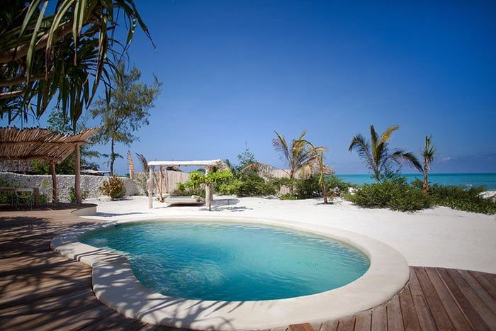 villa front de mer (1 chambre)