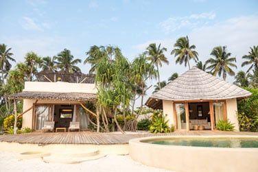 Villa 1 chambre en front de mer