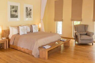 Chambre confortable et spacieuse