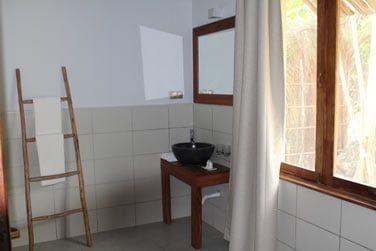 Salle de bain de la Chambre Cinnamon