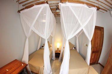 La seconde chambre avec lits jumeaux